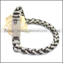 Stainless Steel Bracelet b009923SA