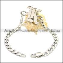Stainless Steel Bracelet b009892S