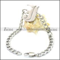 Stainless Steel Bracelet b009891S