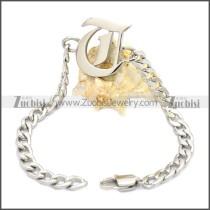 Stainless Steel Bracelet b009901S