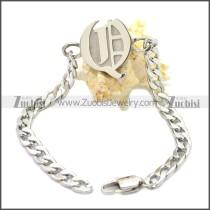 Stainless Steel Bracelet b009898S