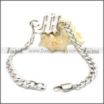 Stainless Steel Bracelet b009894S