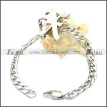Stainless Steel Bracelet b009905S