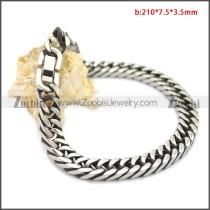 Stainless Steel Bracelet b009911S2