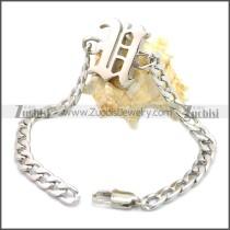 Stainless Steel Bracelet b009902S