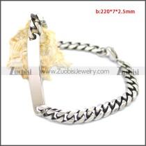 Stainless Steel Bracelet b009908S2