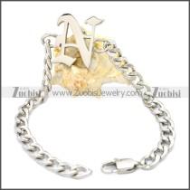 Stainless Steel Bracelet b009895S