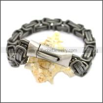 Stainless Steel Bracelet b009880A