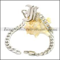 Stainless Steel Bracelet b009887S