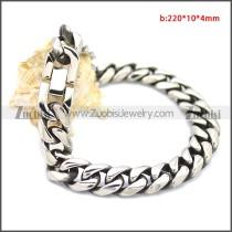 Stainless Steel Bracelet b009909S2