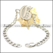 Stainless Steel Bracelet b009888S
