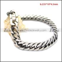 Stainless Steel Bracelet b009911S1