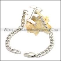 Stainless Steel Bracelet b009886S