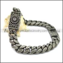 Stainless Steel Bracelet b009916A