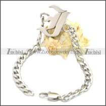 Stainless Steel Bracelet b009890S
