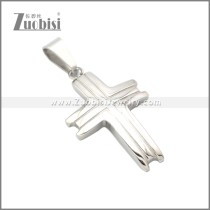 Stainless Steel Pendant p010754S