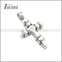 Stainless Steel Pendant p010752S