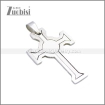 Stainless Steel Pendant p010745S