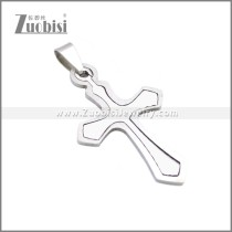 Stainless Steel Pendant p010744S