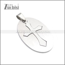 Stainless Steel Pendant p010748S