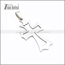 Stainless Steel Pendant p010747S