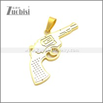 Stainless Steel Pendant p010758GS