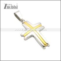 Stainless Steel Pendant p010754SG