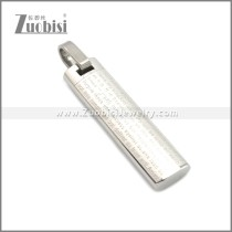 Stainless Steel Pendant p010757S