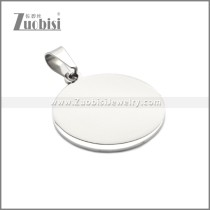 Stainless Steel Pendant p010772S1