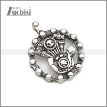 Stainless Steel Pendant p010766SH