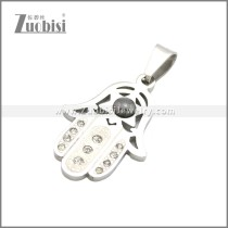 Stainless Steel Pendant p010760S