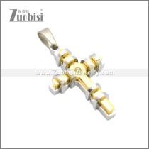 Stainless Steel Pendant p010752SG