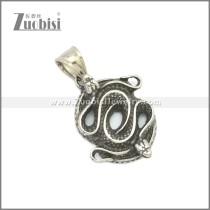 Stainless Steel Pendant p010725SA