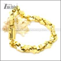 Stainless Steel Bracelet b009941G