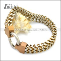 Stainless Steel Bracelet b009927RS