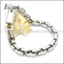 Stainless Steel Bracelet b009929S