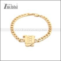 Stainless Steel Bracelet b009966R