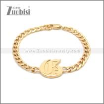 Stainless Steel Bracelet b009948R