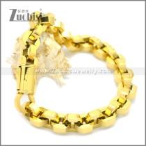 Stainless Steel Bracelet b009939G