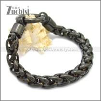 Stainless Steel Bracelet b009933H