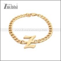 Stainless Steel Bracelet b009967R
