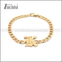 Stainless Steel Bracelet b009952R