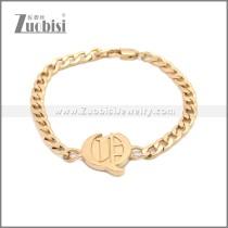 Stainless Steel Bracelet b009958R
