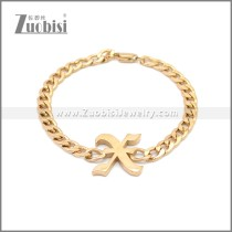 Stainless Steel Bracelet b009965R