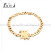 Stainless Steel Bracelet b009959R