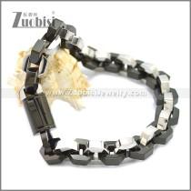 Stainless Steel Bracelet b009939HS