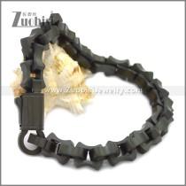 Stainless Steel Bracelet b009940H