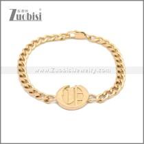 Stainless Steel Bracelet b009956R
