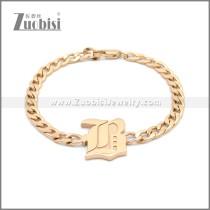 Stainless Steel Bracelet b009943R