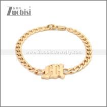 Stainless Steel Bracelet b009954R